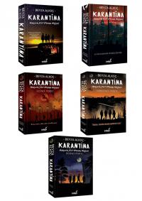Karantina Serisi (5 Kitap Takım)
