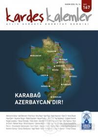 Kardeş Kalemler Aylık Avrasya Edebiyat Dergisi Sayı: 167 Kasım 2020