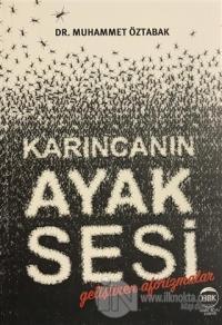 Karıncanın Ayak Sesi Geliştiren Aforizmalar