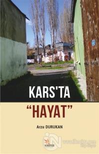"""Kars'ta """"Hayat"""""""