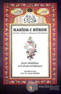 Kaside-i Bürde %20 indirimli Şeyh Abdülhay el-Celveti el-Edirnevi