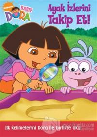 Kaşif Dora - Ayak İzlerini Takip Et! Okumaya Başlıyorum