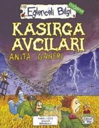 Kasırga Avcıları Anita Ganeri