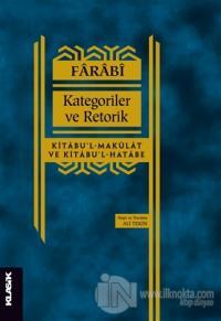 Kategoriler ve Retorik %15 indirimli Farabi