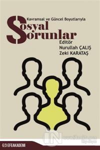 Kavramsal ve Güncel Boyutlarıyla Sosyal Sorunlar
