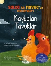 Kaybolan Tavuklar - Salça ile Havuç'un Maceraları