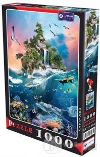 Kayıp Ada 1000 Parça Puzzle