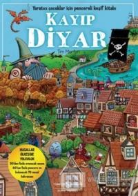 Kayıp Diyar (Ciltli)