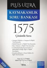 Kaymakamlık Soru Bankası 666 Çözümlü Soru Cilt 2 - Plus Ultra