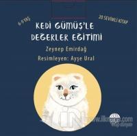 Kedi Gümüş'le Değerler Eğitimi Seti (20 Kitap Takım)