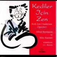 Kediler İçin Zen Kedi Zen Ustalarının Öğretileri %20 indirimli Alfred