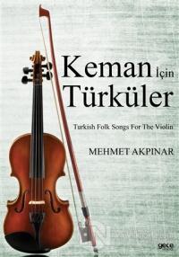 Keman İçin Türküler %25 indirimli Mehmet Akpınar