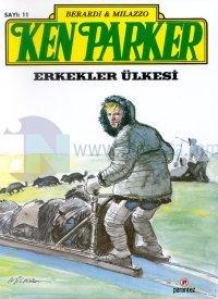 Ken Parker 11 - Erkeler Ülkesi %25 indirimli Berardi & Milazzo
