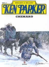 Ken Parker 5 - Chemako %25 indirimli Berardi & Milazzo