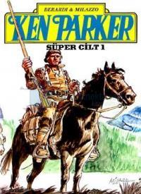 Ken Parker Süper Cilt 1 %25 indirimli Berardin Milazzo