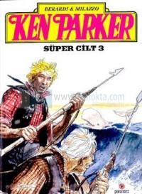 Ken Parker Süper Cİlt 3