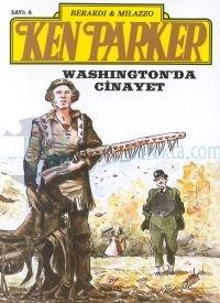 Ken Parker -  Washington'da Cinayet - 4