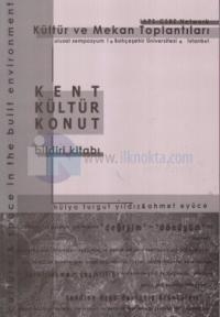 Kent Kültür Konut - Bildiri Kitabı