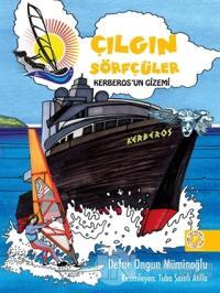 Kerberos'un Gizemi - Çılgın Sörfçüler 3 (Ciltli)
