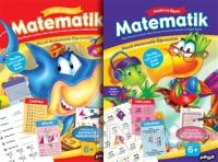 Keşfet ve Öğren Matematik Seti (2 Kitap Takım) Kolektif