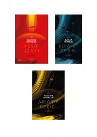 Alastair Reynolds 3 Kitap Takım