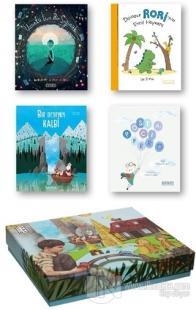 Ketebe Çocuk Kutulu Set 2 (4 Kitap Takım) (Ciltli)