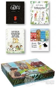 Ketebe Çocuk Kutulu Set 3 (4 Kitap Takım) (Ciltli)