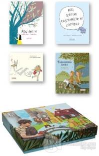 Ketebe Çocuk Kutulu Set 4 (4 Kitap Takım) (Ciltli)
