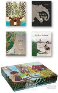 Ketebe Çocuk Kutulu Set 5 (4 Kitap Takım) (Ciltli)