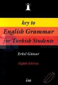 Key To English Grammer