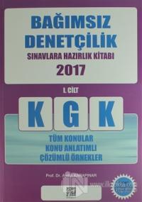 KGK Bağımsız Denetçilik Sınavlara Hazırlık Kitabı 2017 (2 Cilt Takım)