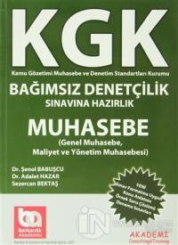 KGK Bağımsız Denetçilik Sınavlarına Hazırlık Muhasebe