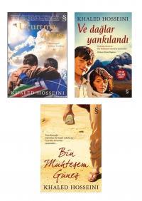 Khaled Hosseini 3 Kitap Takım