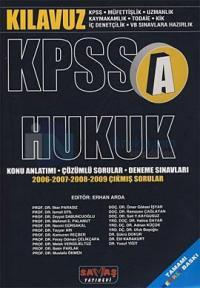 Kılavuz KPSS A Hukuk Erhan Arda