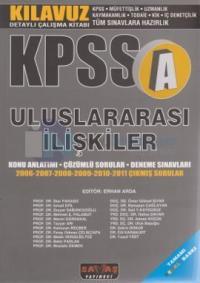 Kılavuz KPSS Uluslararası İlişkiler