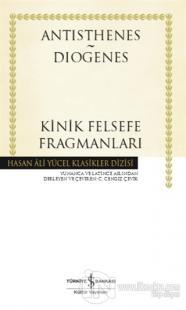 Kinik Felsefe Fragmanları (Ciltli)