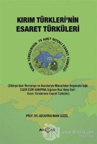 Kırım Türkleri'nin Esaret Türküleri