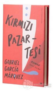 Kırmızı Pazartesi (Ciltli) Gabriel Garcia Marquez
