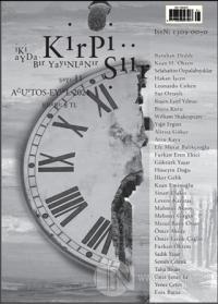 Kirpi Şiir Dergisi Sayı: 11 Ağustos-Eylül 2021