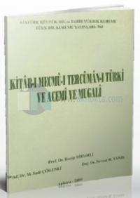 Kitab-ı Mecmu-ı Tercüman-ı Türki ve Acemi ve Mugali