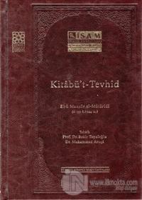 Kitabü't - Tevhid (Arapça) (Ciltli)