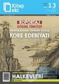 Kitap Eki Dergisi Sayı: 13 Şubat 2021