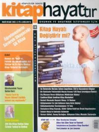 Kitap Hayattır Sayı: 3 Kitap Kültür Dergisi