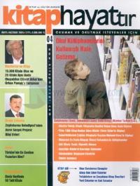 Kitap Hayattır Sayı: 4 Kitap Kültür Dergisi