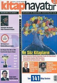 Kitap Hayattır Sayı: 6 Kitap ve Kültür Dergisi