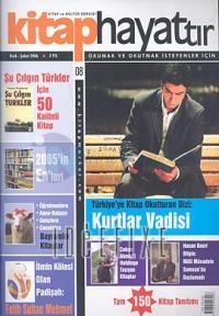 Kitap Hayattır Sayı: 8 Kitap ve Kültür Dergisi