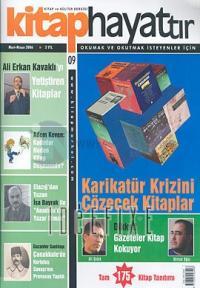 Kitap Hayattır Sayı: 9 Kitap ve Kültür Dergisi