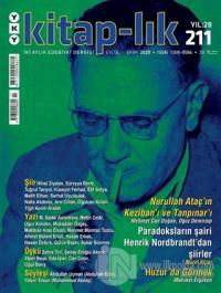 Kitap-lık Dergisi Sayı: 211 Eylül-Ekim 2020