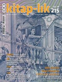 Kitap-lık Dergisi Sayı: 215 Mayıs-Haziran 2021