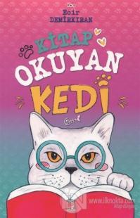 Kitap Okuyan Kedi